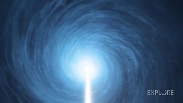 Black Hole outburst seen by x-ray observatory