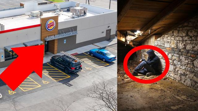 Homeless Man Sues Burger King For a Million Dollars, Over 3 Months Spent In Jail Without Proof