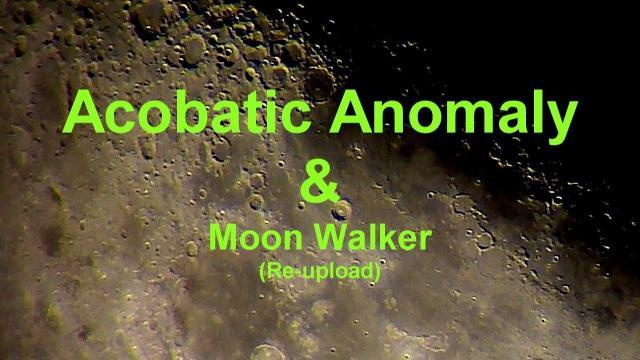 U.F.O. Lou - ***ACROBATIC ANOMALY &  MOON WALKER (r.p.)***