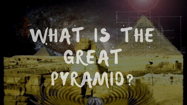 What is the Great Pyramid of Giza?