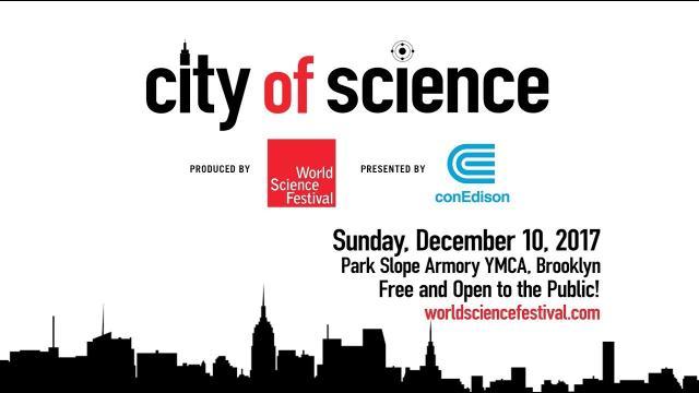 City of Science! December 10, 2017