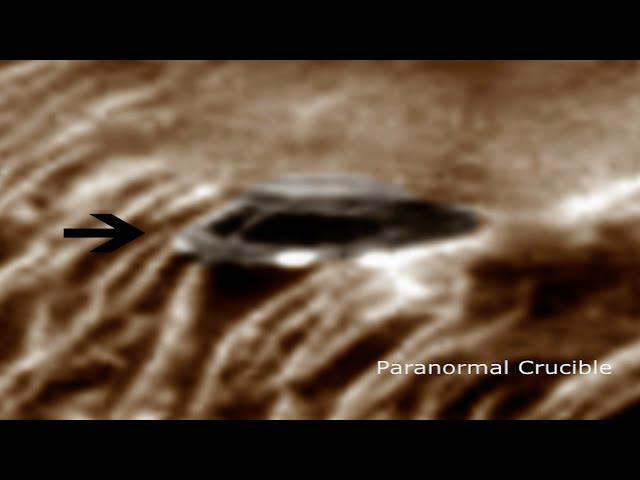 Jupiter 2 UFO Found On Mars