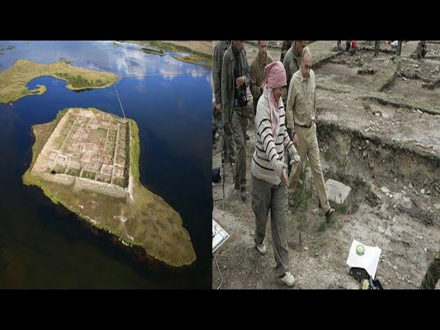 Putin baffled by the Ancient Floating City Found In Siberia