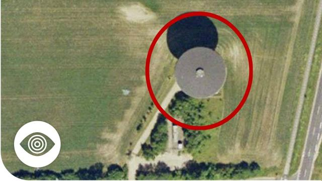 Is Google Earth Hiding Alien Objects?