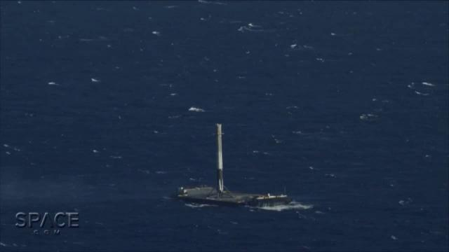 SpaceX's First Two Droneship Landings - Highlight Reel | Video