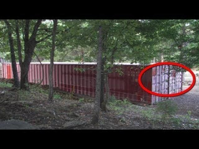 This Guy Started With Just A Container What He Built Is Amazing