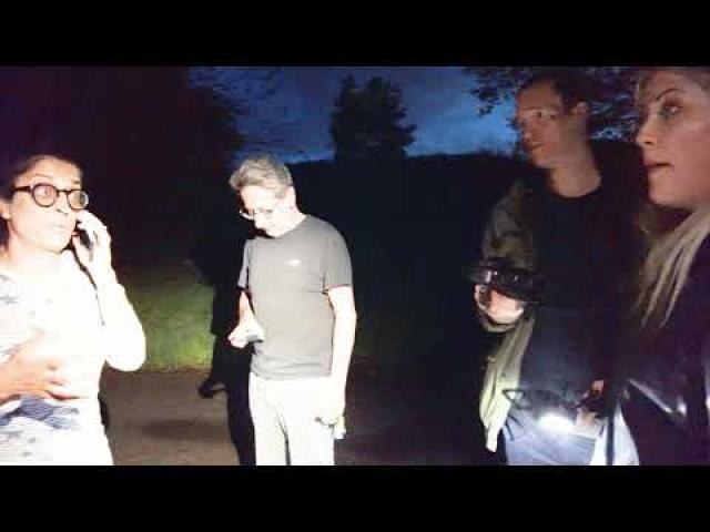 House Visit Fail ANGRY Neighbours and FRIENDLY POLICE