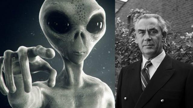 A Man Communicating With An Extraterrestrial From Mars – Taken Seriously By The BBC, Live In 1959