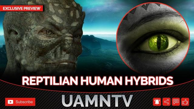Reptilian DNA Hybrids... Sounds Crazy BUT THERE COULD BE SOME TRUTH TO IT!