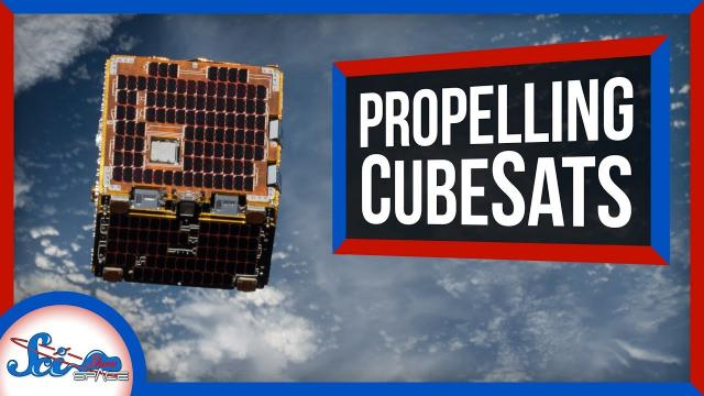 The Future of CubeSat Propulsion