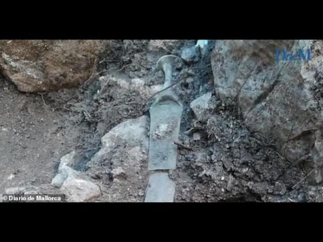 """Ancient """"Talayot Sword"""" Found in Stone Megaliths Reveals Lost Civilization"""