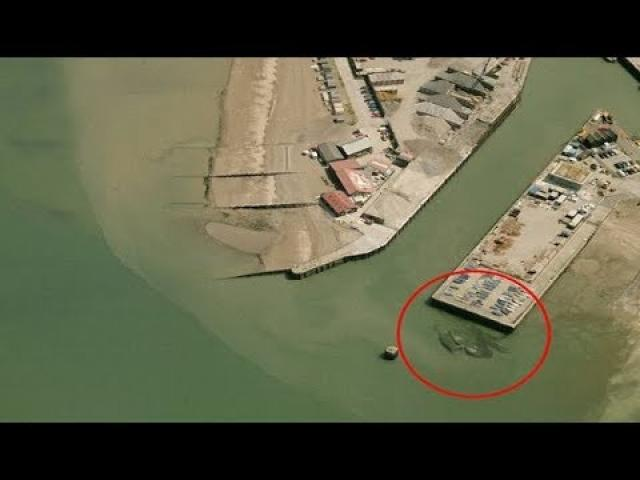 Someone Found This On Google Maps You Won't Believe What It Is