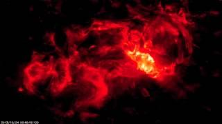 Powerful Solar Flare Seen In Spectacular Close-Up Video