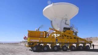 ALMA Observatory Receives Final Antenna | Video