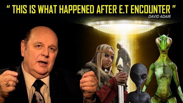 David Adair Explains 'The Alien Catch & Release Program'