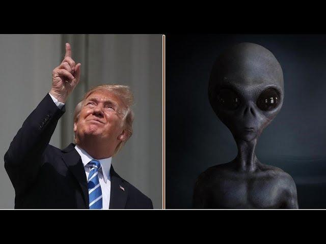 Donald Trump must know America's UFO secrets - and it may have contributed to his Space Force