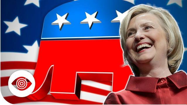Is Hillary Clinton A Secret Republican?