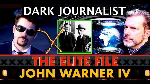 Dark Journalist The Elite File: UFO Invasion Op Exclusive Interview With John Warner IV Part 2!