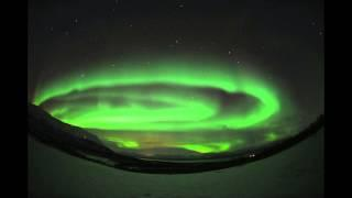 Severe Solar Weather Creates Astonishing Auroras In Abisko National Park | Video