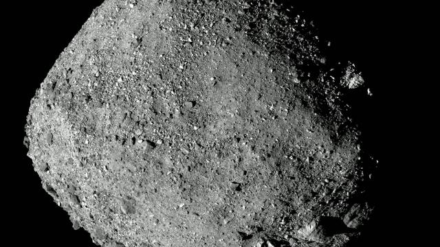 Watch Asteroid Bennu Rotate - NASA OSIRIS-REx Imagery