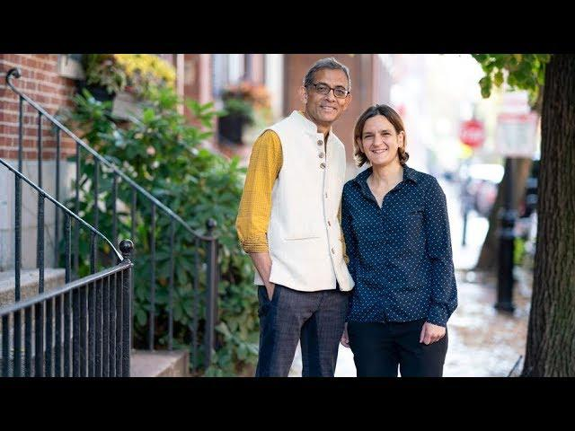 MIT economists Esther Duflo and Abhijit Banerjee win Nobel Prize (press conference)