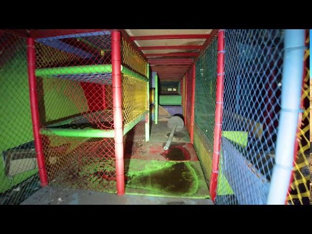 Rainbow Funhouse Pidgeon Army HQ v2
