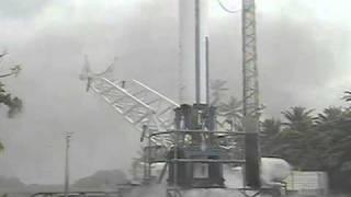 Falcon 1 Flight 3 Static Fire Pad 3