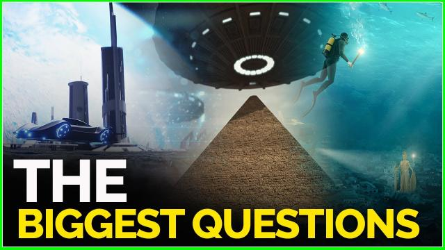 The Most Significant Ancient Mysteries...(Hidden Secrets and Biggest Questions)