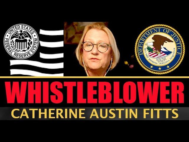 Whistleblower Catherine Austin Fitts Reveals Central Banking Reset Plan!