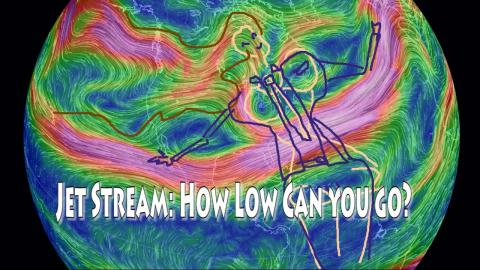 Jet Stream How low can you go? Part 2: Electric Pantsuit Boogaloo