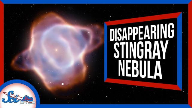 This Nebula Is Disappearing Absurdly Fast | SciShow News