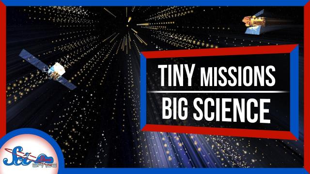 4 Tiny Missions Answering the Biggest Questions in Astrophysics