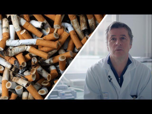 Interview : au moins 17 cancers différents liés à la consommation de tabac