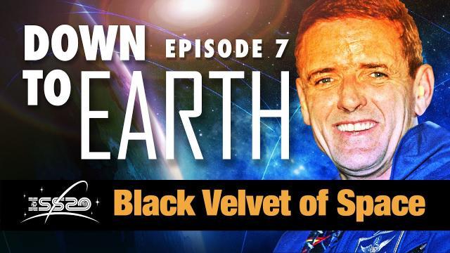Down to Earth - Black Velvet of Space