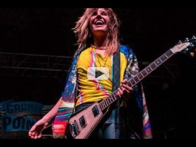 What's Behind Rocker Grace Potter's Space Fashion? | Video