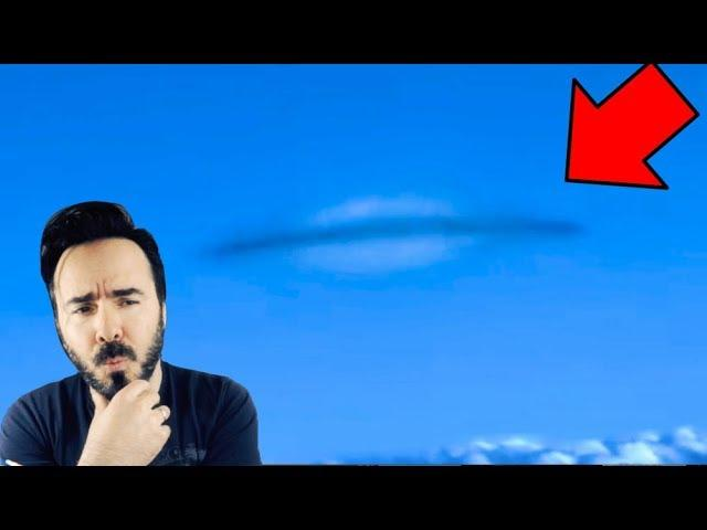 TOP 25 World's CRAZIEST UFO Videos From 2019!