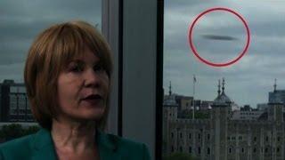 Russia Today E457: UFO Fast Seen Through The Window In London, June 13, 2013 HD 1080p