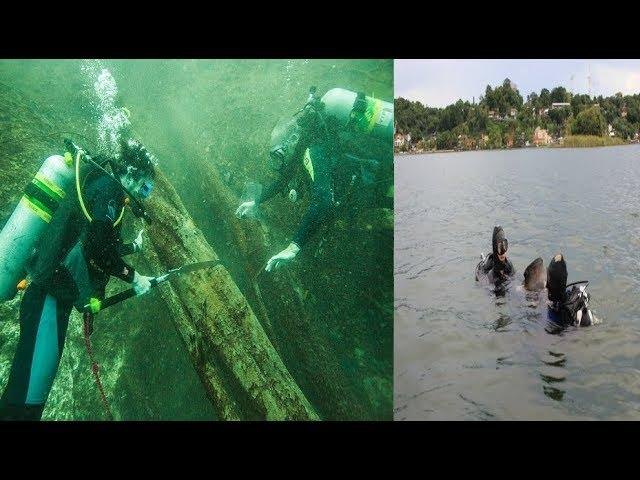 Mayan Gate To The Underworld Found In a Guatemala Lake