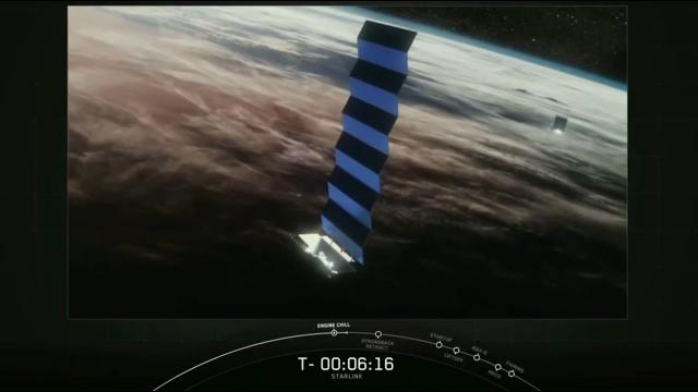 SpaceX Starlink Satellites' Flight Capabilities Explained