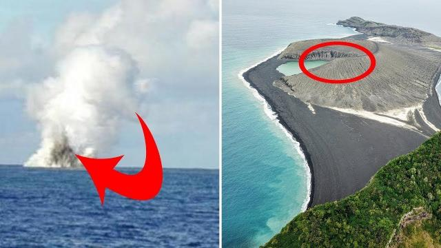 20# NASA Scientists Have Found Curious Signs Of Life On This New Island