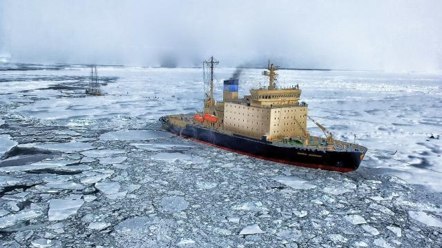 AND THE NEXT VISITOR TO ANTARCTICA IS…