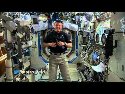 #askAstro: How To Be An Astronaut