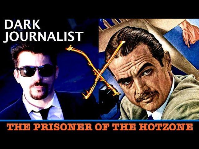 Dark Journalist X-Series 91: The Prisoner Of The HotZone Howard Hughes And Gemstone UFO File!