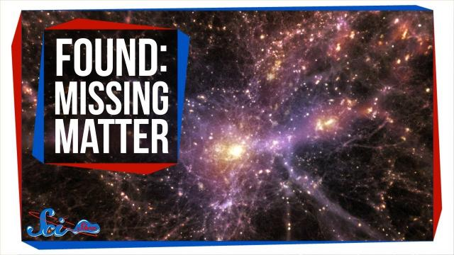 We May Have Just Found the Universe's Missing Matter