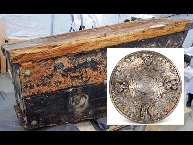 Mysterious Ancient Chinese Mummy Buried with Greek Goddesses