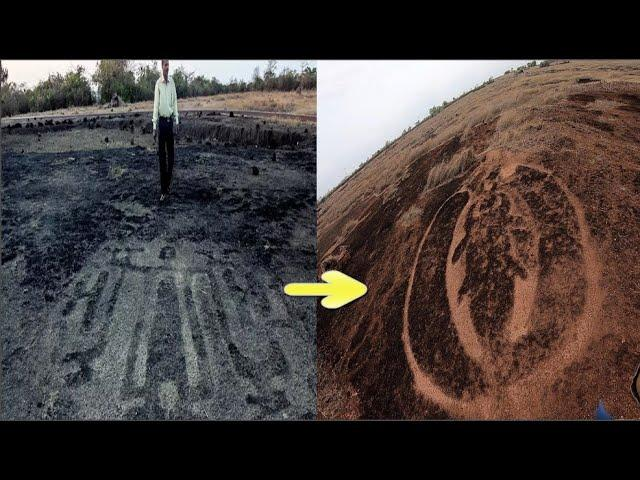 Archaeologists discover Petroglyphs from an unknown civilization in India