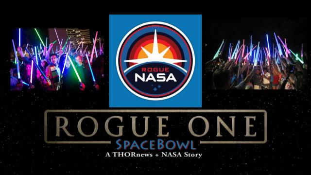 #RogueNASA #SpaceBowl The Future Begins NOW!