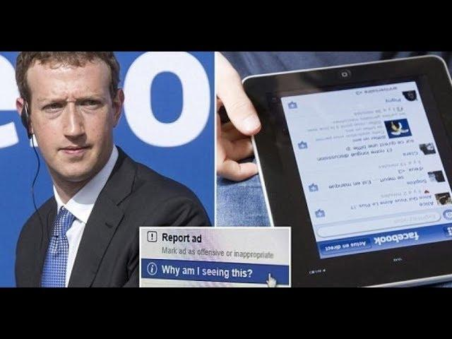 Facebook's disturbing file on EVERY internet user - how YOU can find yours