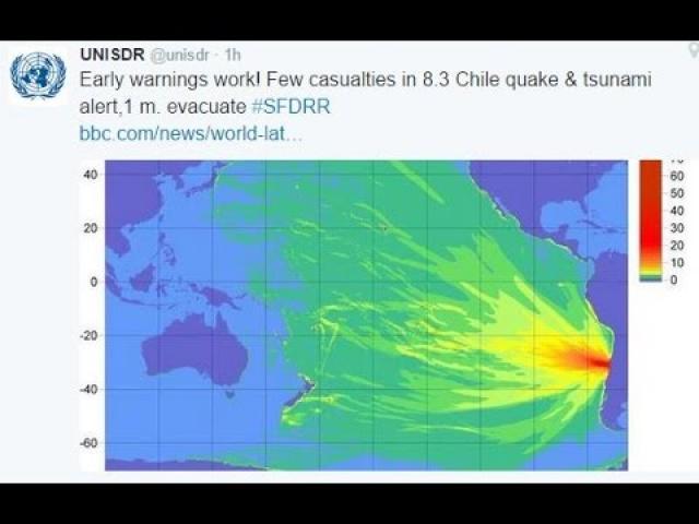 Tsunami Alert! California & West Coast on Alert after 8.3 Earthquake