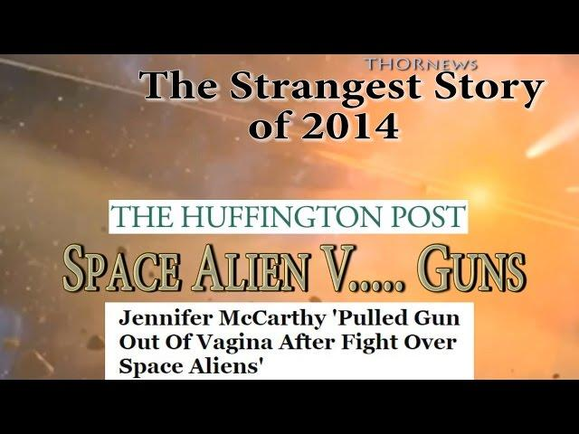 The Strangest Story of 2014 - Only for Adults with a sense of Humor